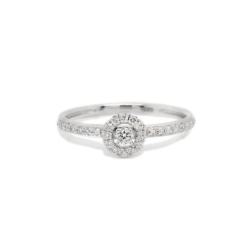 Ken K Collection Engagement Ring
