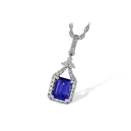 Sapphirenecklace